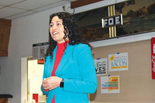 Torres Small & Biden Agree on Ending Fracking