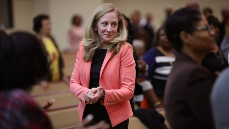 Spanberger has had time to 🤔
