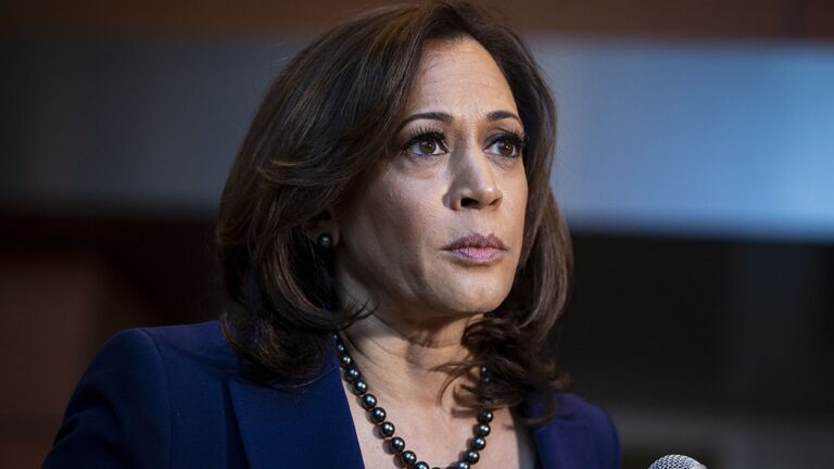 Phony Kamala forces Dems to give up the charade