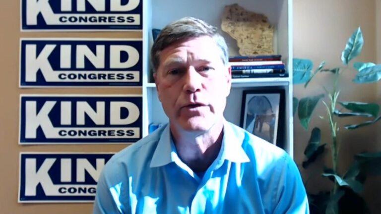 Denying science, Ron Kind blocks school reopening AGAIN