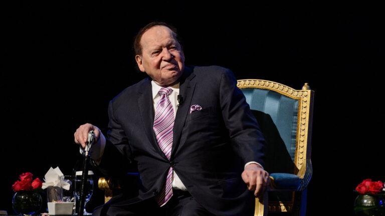 CLF Statement on the Passing of Sheldon Adelson